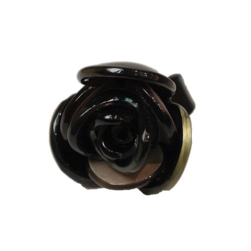AOS-3 Fashion acrilic flower ring