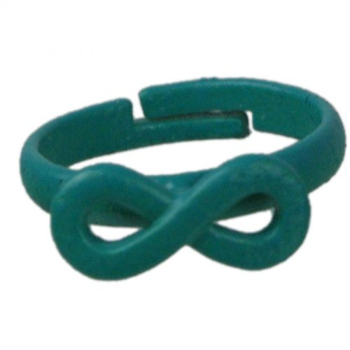 Ring Metal Infinite 4774 Green