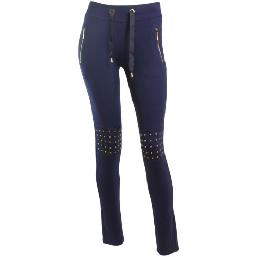 Pantalon Chic sportswear 5338 BLEU