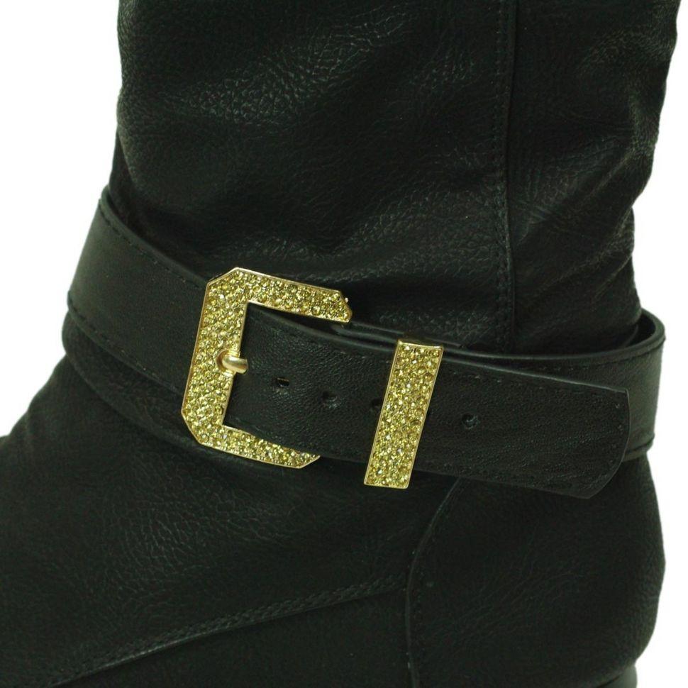 ALDEGONDE pair of boot's jewel