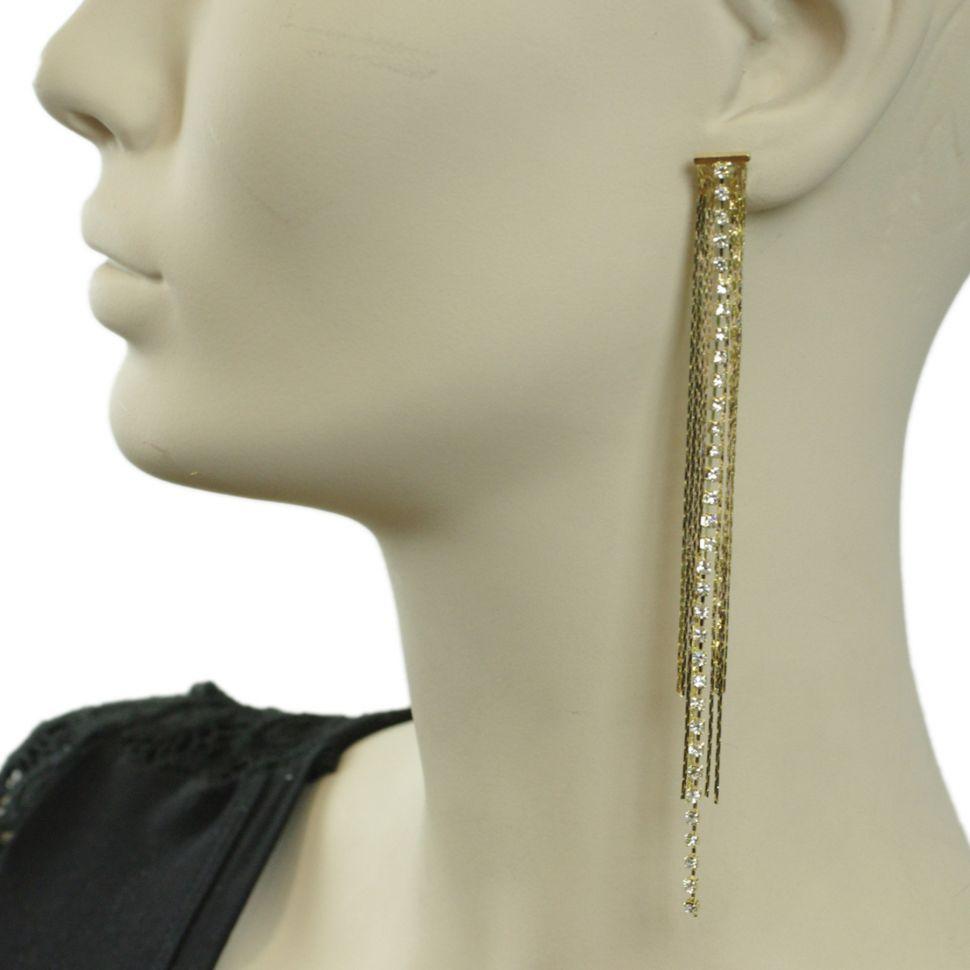 earrings 6395 Gold