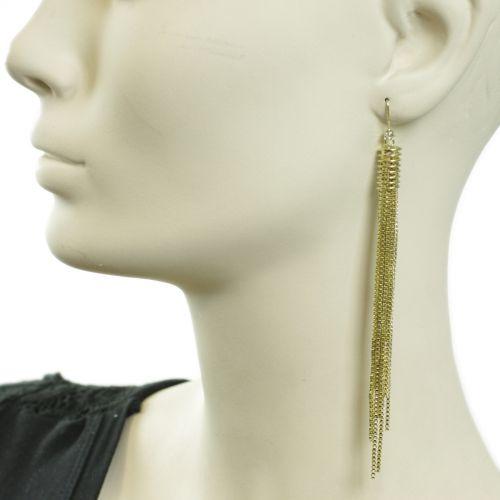 Boucles d'oreilles 6372 Or