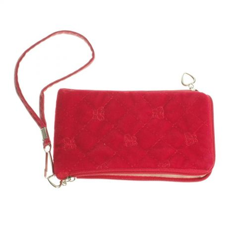 Quilted mobile cover, 7143 Red