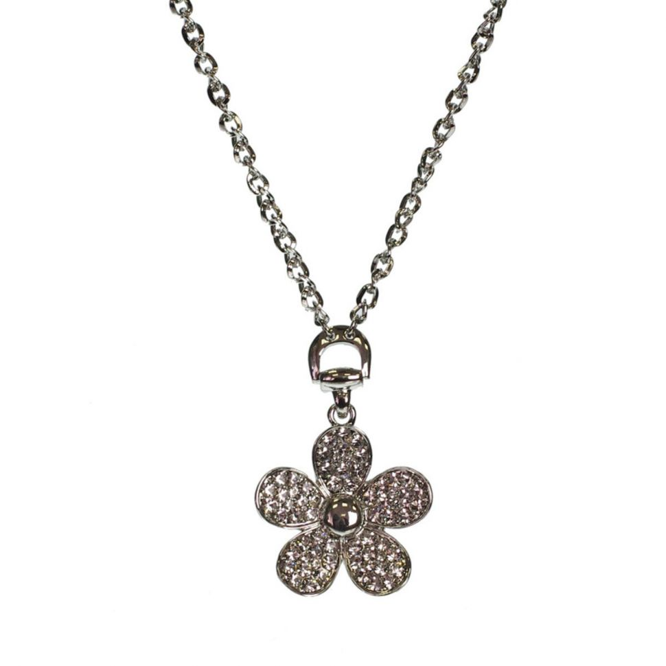 Collier double coeurs, XB-185B