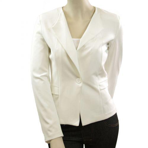 Sampada white jacket