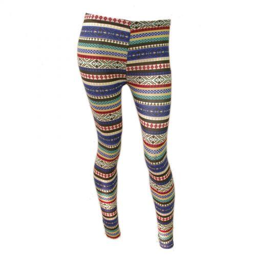 style legging 9350 Multicolore
