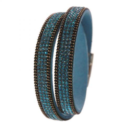 5851 bracelet Grey-White