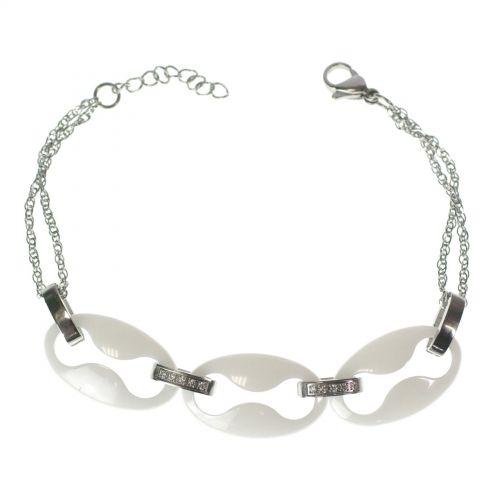 Bracelet céramique ANGELIKA