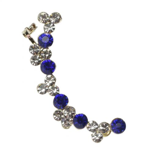 orecchio destro di gioielli Strass 9577