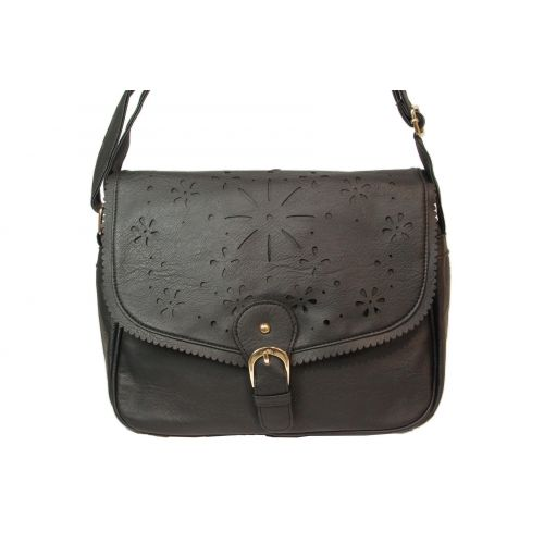 Shoulder Bag Messenger 1538 nero