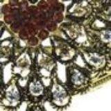 Bracelet manchette Arwen Marron - 6023-29980