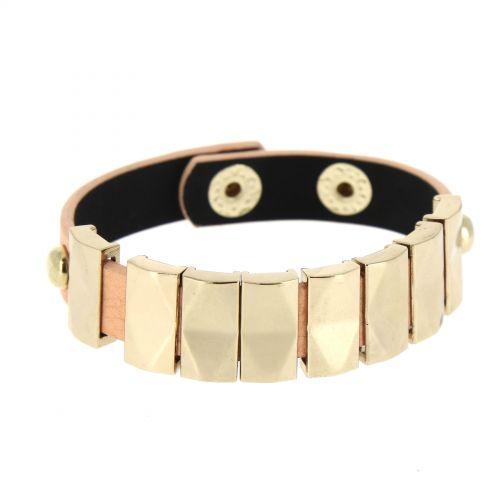 CHERINNE Leatherette bracelet