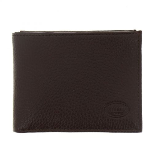 GEFFREY leather wallet
