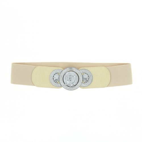 Rose elastic belt, KETURAH