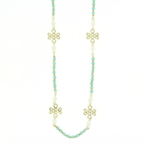 100 cm Long necklace JANICE