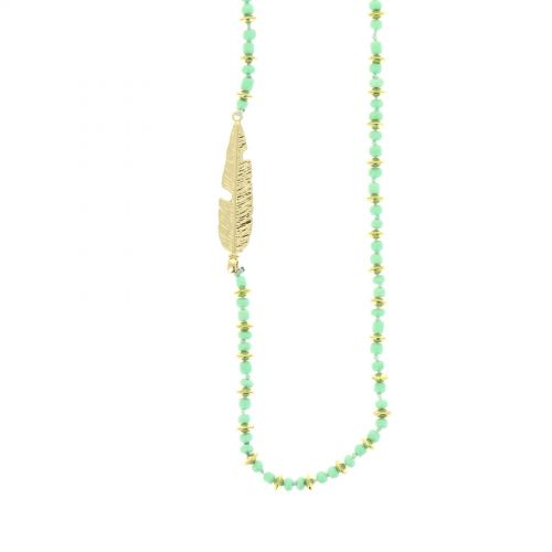 100 cm Long necklace STECY