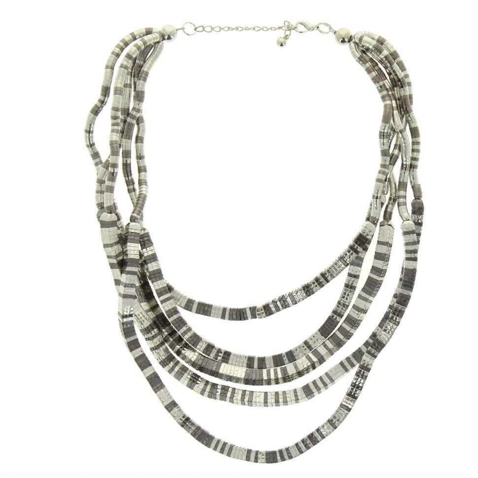 Collier métal Argenté - 9272-32676
