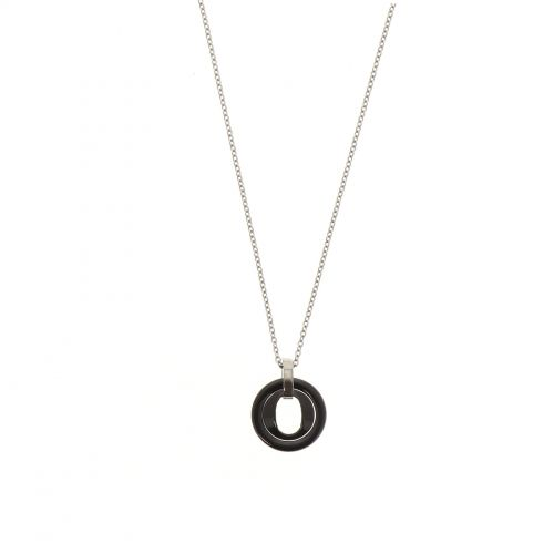 Collier céramique LUDWIKA Noir - 9975-33177