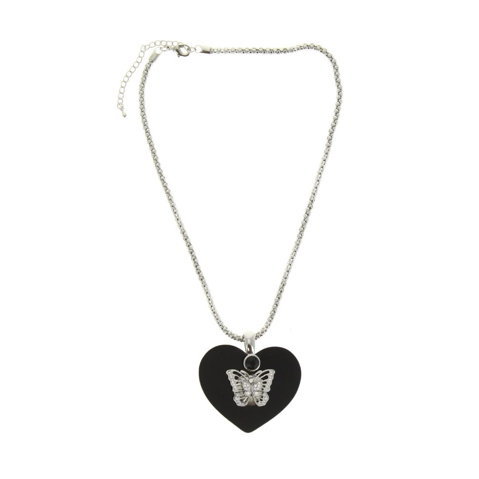 Butterfly Necklace polycarbure