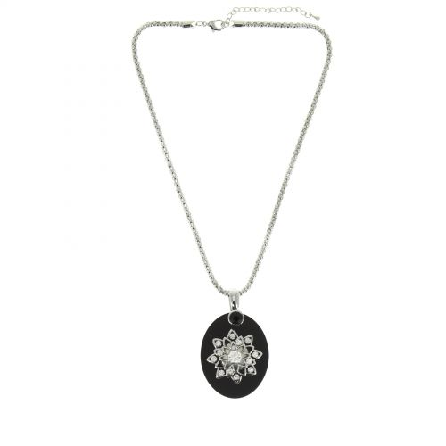 Flower Necklace polycarbure
