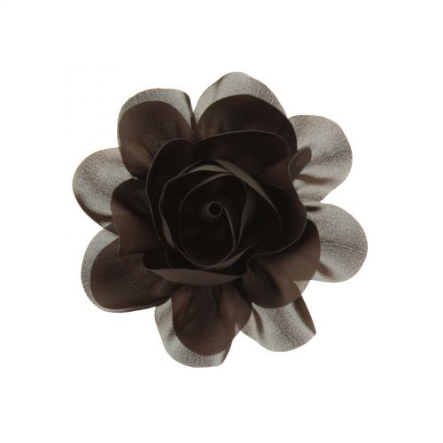 Broche 11 cm, épingle rose TAMMY