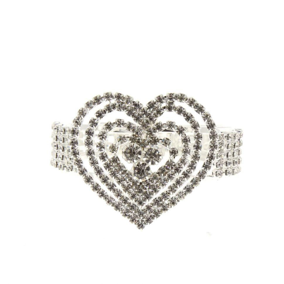 6423 rhinestone cuff bracelet