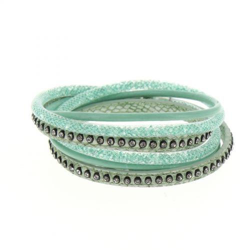 Bracelet wrap ENNEMONDE Vert - 10115-35140