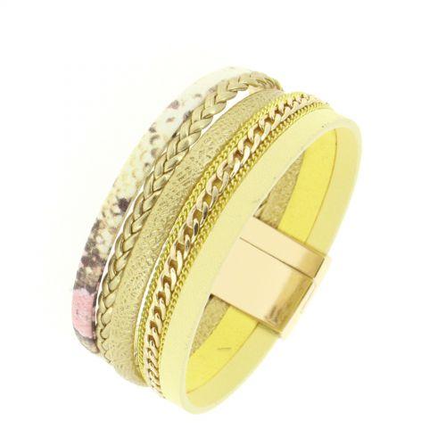 Bracelet manchette ANNYVONNE