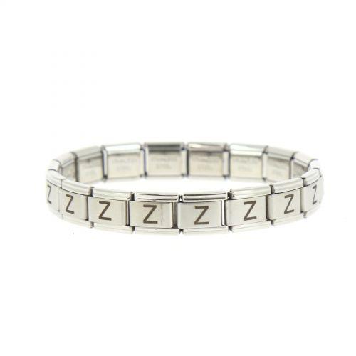 Bracelet personalibable, Gravé au Laser AZ Z - 5369-35843