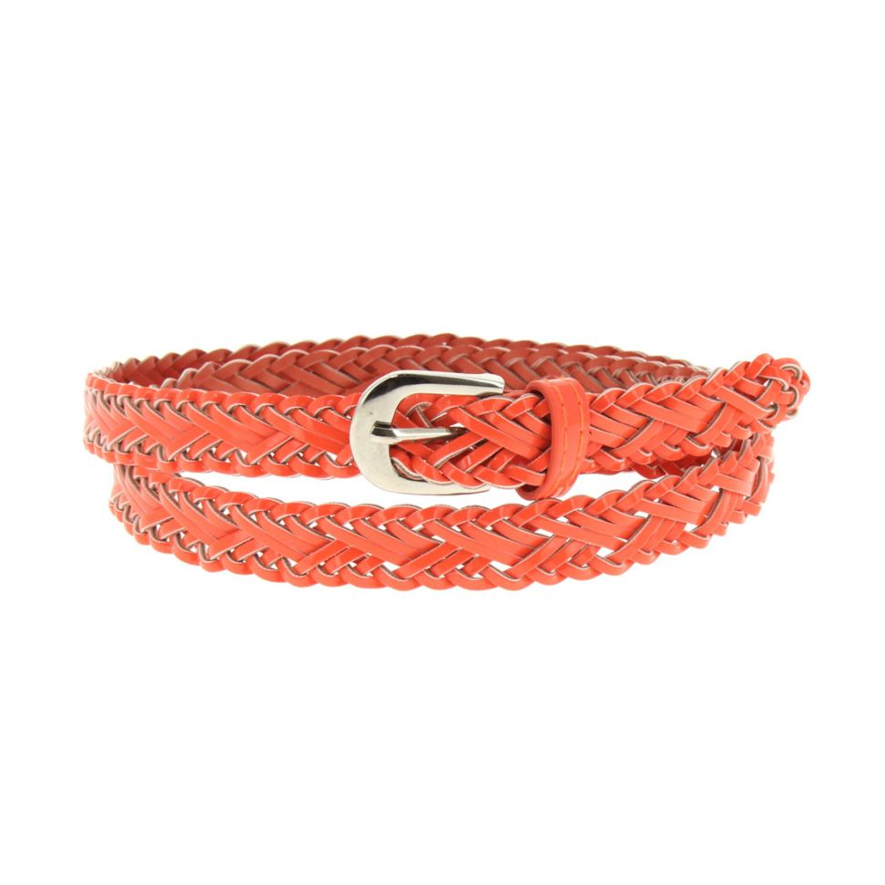 Freyia 2 cm braided belt