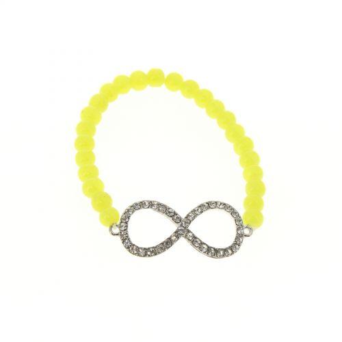 Bracelet à perles main de Fatima IVANNA
