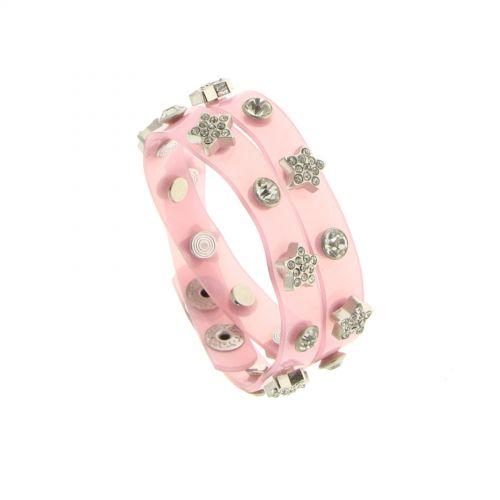 pvc doppio braccialetto torri