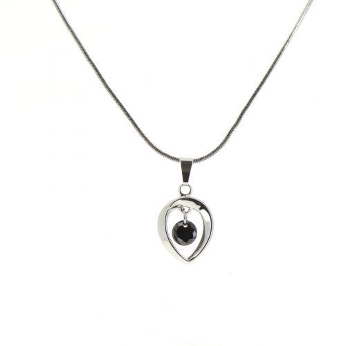 collana pendente di cristallo Kinza