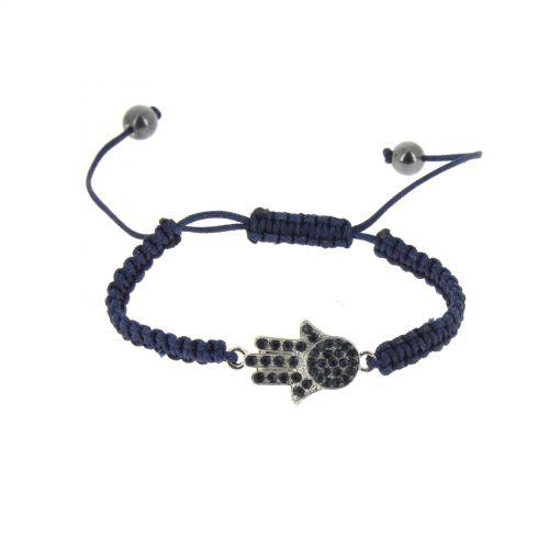 Bracelet fantaisie, Main de Fatima, AOH-61