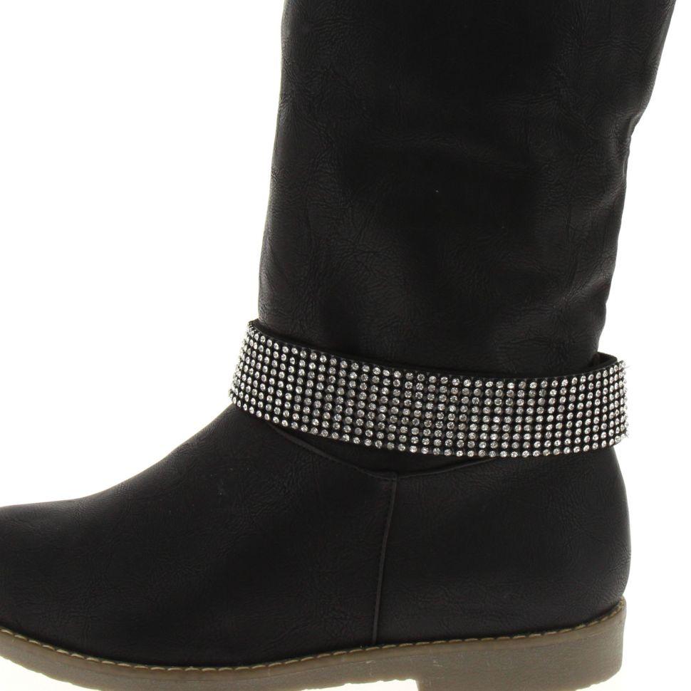 CHRISLAINE pair of boot's jewel