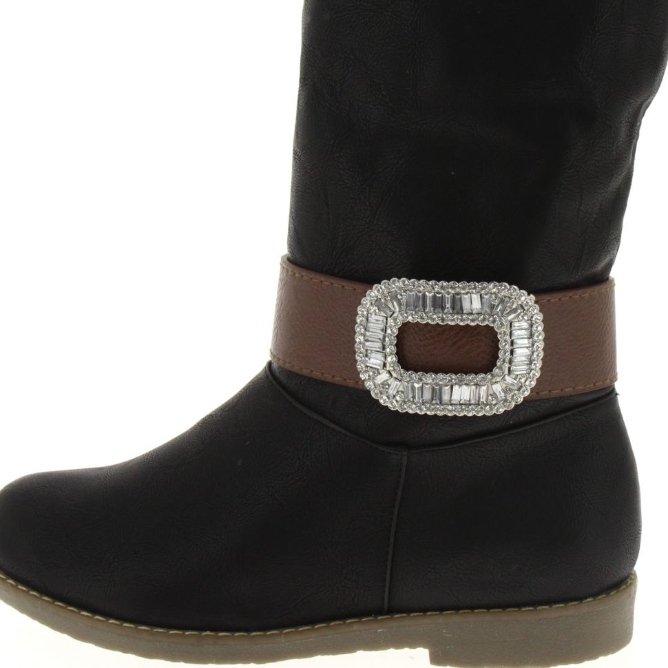 Neela pair of boot's jewel