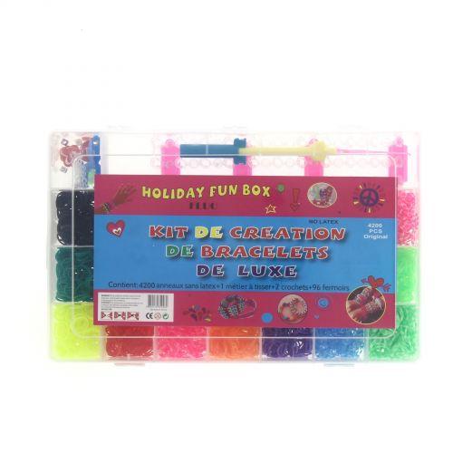 Kit de creation de création de bracelets de luxe 5200