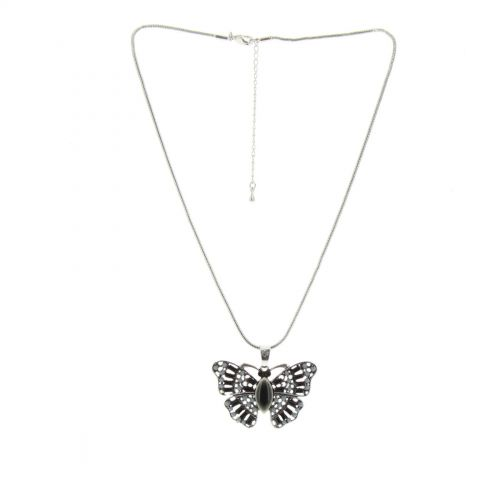 RUBY Butterfly fashion Necklace