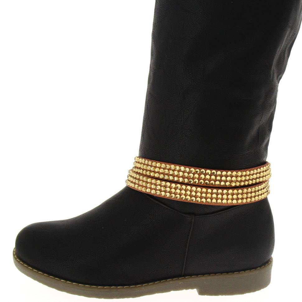 Acrilic strass Pair of boot's jewel