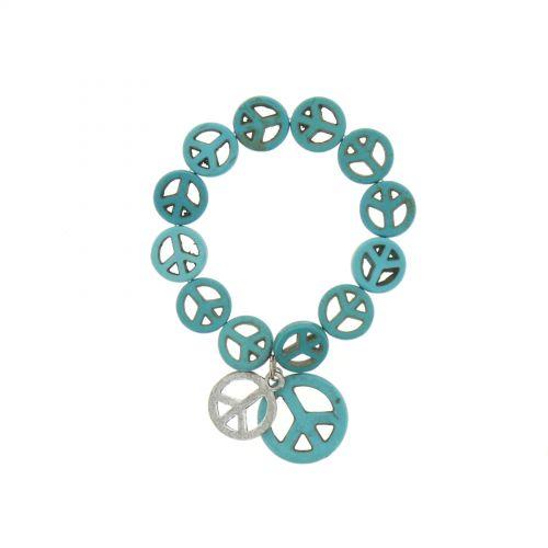 braccialetto acrilico