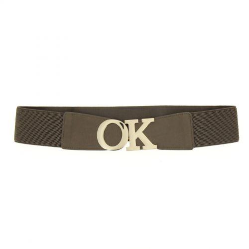 Cinturón elástico para mujer OK