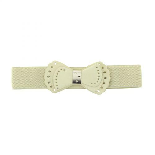 Marietta elastic waist belt