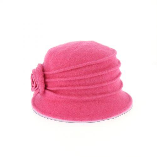 BESSIE flower hat