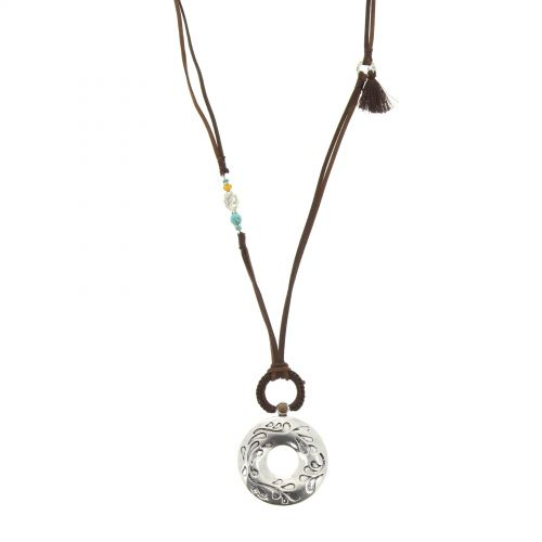 LUMA cords necklace