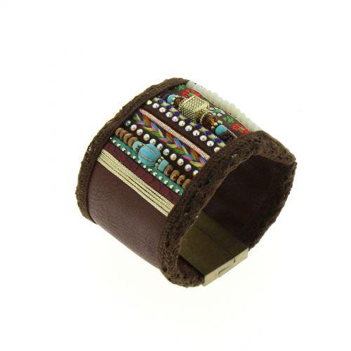 Bracelet manchette HEMADRI