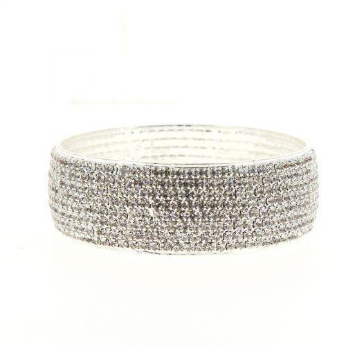 OTHILIO rhinestone bracelet