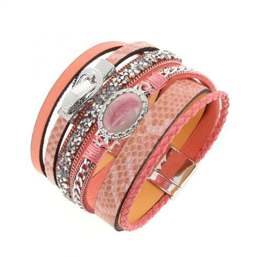 Bracelet manchette Justus