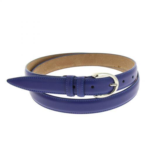 Double cowhide leather belt CRUZITA