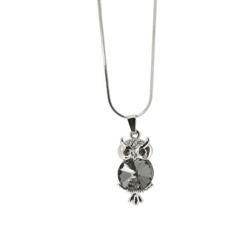 TURID owl necklace