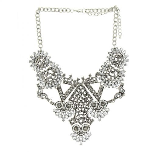 AMELINA plastron necklace